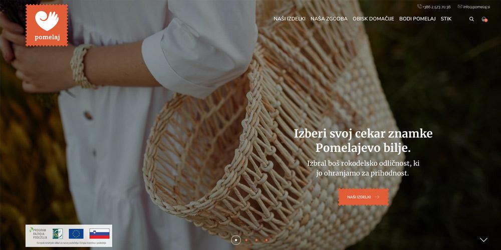 Pomelaj – Handarbeiten