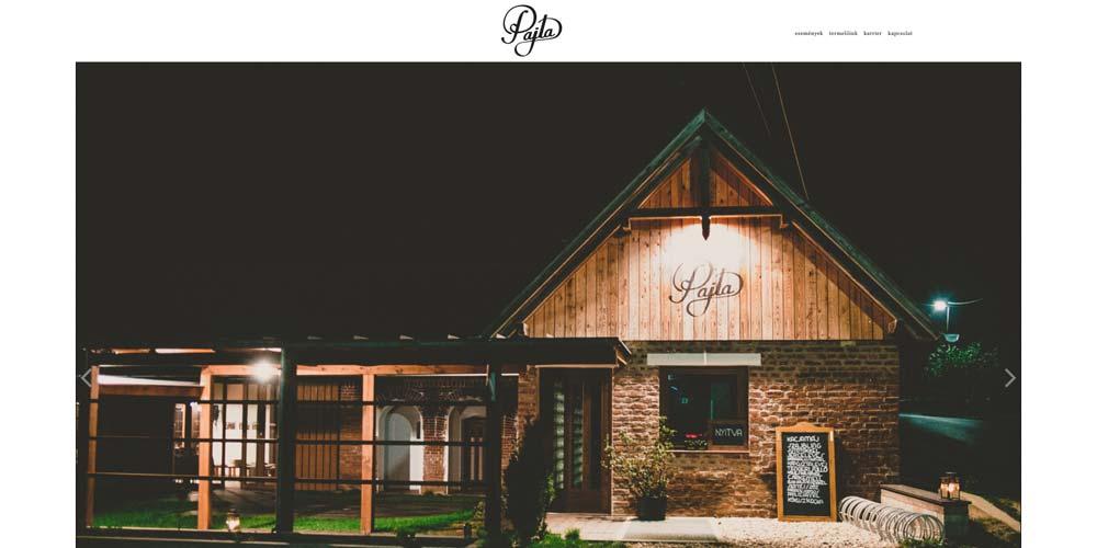 Pajta Bisztró restaurant
